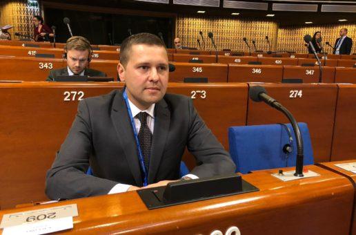 Deputatul PSD, Corneliu Ștefan, participă la cea de-a doua parte a Sesiunii Adunării Parlamentare a Consiliului Europei 2018!