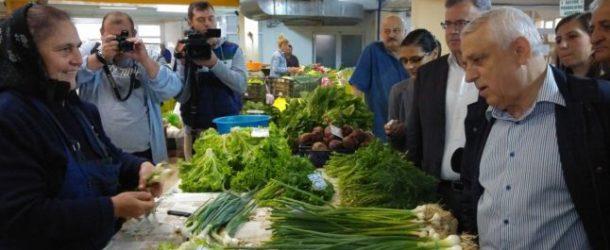 """Ministrul Agriculturii, Petre Daea: """"Nu avem efective, în condițiile în care avem producție agricolă"""""""