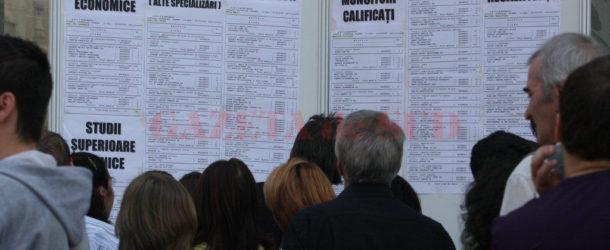 """Sute de posturi scoase """"la bătaie"""" de angajatori pentru dâmbovițenii dornici de muncă"""