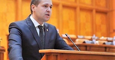 Deputatul Corneliu Ștefan, demersuri la Ministerul Educației pentru consolidarea și reabilitarea clădirii Palatului Copiilor din Târgoviște