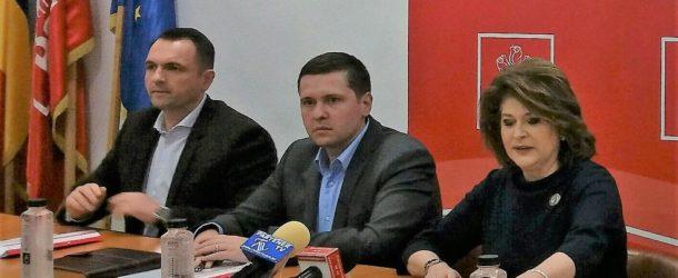Vineri, 15 martie, alegeri în PSD Dâmbovița. Rovana Plumb candidează pentru funcția de președinte, iar deputatul Corneliu Ștefan pentru postul de președinte executiv. Liviu Dragnea și Viorica Dăncilă, prezenți la eveniment