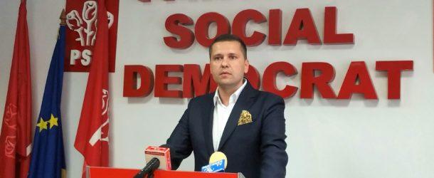 Deputatul PSD Corneliu Ștefan, președinte executiv al PSD Dâmbovița, sinteză a realizărilor PSD și îndemn la votul pentru europarlamentare