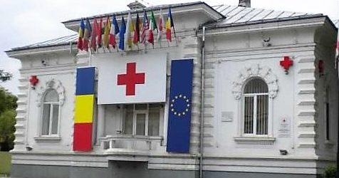 Crucea Roșie Dâmbovița, donații importante către spitalele, centrele medico-sociale și primăriile din județ în perioada pandemiei de COVID-19