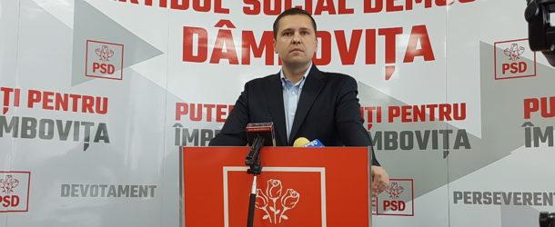 Președintele PSD Dâmbovița, deputat Corneliu Ștefan, declară clar și răspicat: Primarii au votat în unanimitate să nu se mărească taxa de habitat în 2020 și așa va fi