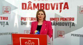 """Deputat Claudia Gilia, declarație de presă: """"PNL, virusul care macină ţara! România în derivă!"""""""