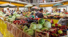 Direcția Sanitar Veterinară Dâmbovița, măsuri pentru reducerea riscului de contaminare cu COVID-19 în piețele agroalimentare și fermele comerciale.