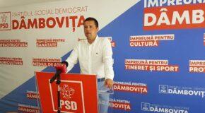 """Președintele PSD Dâmbovița, deputat Corneliu Ștefan: """"Alianțe cu dâmbovițenii, nu alianțe cu partidele. Vom avea o campanie corectă, o campanie bazată pe oameni și pe proiecte"""""""