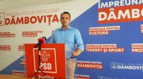 Primarul Târgoviștei, Cristian Stan, secretar executiv PSD Dâmbovița: După definitivarea candidaturilor vom discuta despre candidați cu infracțiuni și hotărâri judecătorești. Târgoviștenii și dâmbovițenii trebuie să știe cine le cere votul la aceste alegeri locale.