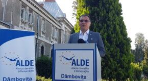 Ionel Petre, liderul ALDE Dâmbovița, își asumă candidatura la președinția Consiliului Județean. Pornește în lupta pentru câștigarea forului administrativ alături de o echipă de consilieri cu experiență politică și profesională
