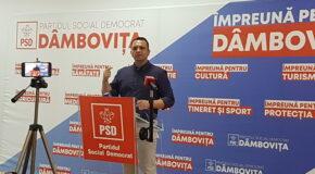 Proiectele administrației târgoviștene, enumerate și explicate din nou de primarul PSD Cristian Stan. De data asta ca replică la minciunile și acuzele PNL