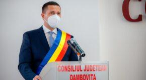 """Corneliu Ștefan, președintele CJD, mesaj de Ziua Națională a României: """"1 Decembrie este ziua fiecăruia dintre noi! Nimeni și nimic nu mă poate face să mă îndoiesc de țara mea, de pământul meu, de casa mea și de românii mei! La mulți ani, România! La mulți ani, Dâmbovița! (VIDEO)"""