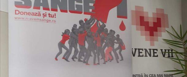 """""""Fără voi n-avem sânge!"""", mesaj disperat al Centrului de Transfuzie Sanguină Dâmbovița, în condițiile cererilor mari de sânge de la spitalele din județ și București"""