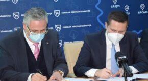 Școala Gimnazială Specială Târgoviște, reabilitată cu fonduri europene. S-a semnat contractul de finanțare în valoare de peste 7,2 milioane de lei