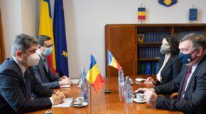 Relațiile excelente dintre România și Republica Moldova, evidențiate în cadrul discuțiilor dintre senatorul PSD Titus Corlățean, președintele Comisiei de politica externa din Senat, și ES Emil Jacotă, Însărcinat cu afaceri a.i. al Republicii Moldova în România. Agendă ambițioasă și pentru 2021