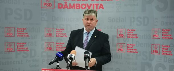 Legea care scade vârsta de pensionare pentru cetățenii din orașele cu nivel ridicat de poluare, Târgoviște și Titu, nu a fost pusă în aplicare din decembrie și până acum din cauza lipsei normelor de aplicare și a softului pentru delimitarea localităților. Reacția deputatului PSD Marian Țachianu.