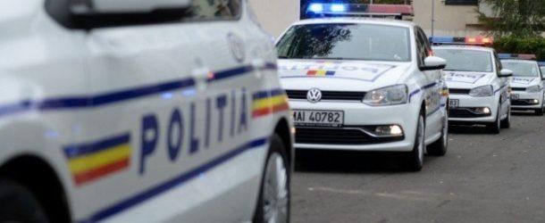 Razie a polițiștilor dâmbovițeni, soldată cu peste 600 de amenzi