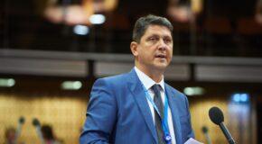 Senatorul PSD Titus Corlățean, pledoarie pentru aderarea UE la CEDO, la reuniunea online a Comisiilor pentru afaceri politice și democrație APCE