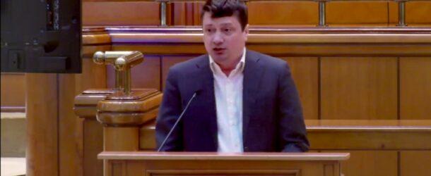 """Deputatul PSD Ionuț Vulpescu, despre scandalul din sănătate și coaliție: Avem un """"Comitet Interministerial pentru Revenirea la Normalitate"""", dar nu avem normalitate, nu mai avem un ministru al Sănătății, dar avem pandemie de COVID-19"""