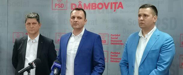 Cristian Stan, secretar executiv PSD Dâmbovița: «Dacă vreți să fiți sprijiniți de Guvern trebuie să votați candidatul PNL», le-a spus Ludovic Orban locuitorilor din Braniștea. O abordare absolut cinică din partea unui președinte de partid, care a cerut parlamentarilor să voteze împotriva proiectelor județului