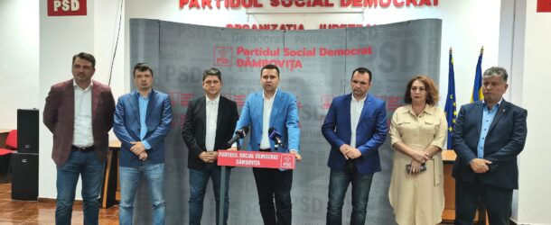 PSD Dâmbovița, pregătit să câștige Primăria Braniștea și 10 consilieri locali la Cojasca. Președintele PSD, Corneliu Ștefan, despre minciunile PNL spuse în comunitățile unde nu au alocat un leu