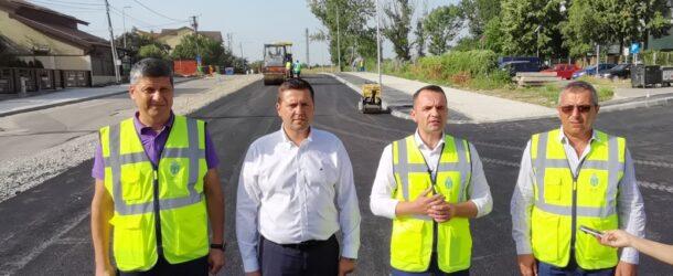 Lucrări importante în derulare sau pe cale de a demara în Târgoviște! În ciuda faptului că Dâmbovița și Târgoviște par să nu existe pentru Guvern, municipiul este într-o transformare fără precedent