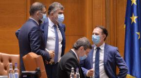 """PSD va depune moțiune de cenzură la începutul sesiunii parlamentare. """"România nu-și poate permite un prim-ministru precum Vasile Florin Cîțu!"""""""