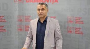 Constantin Cozma (PSD Dâmbovița): Lupta pentru șefia PNL îi dezamăgește pe români. Împreună, Florin Cîțu și Ludovic Orban au dus datoria publică la 50% și deficitul bugetar la 10%, inflația a ajuns la 5%, benzina la 6 lei, energia electrică s-a scumpit cu 21%, gazele cu 25%